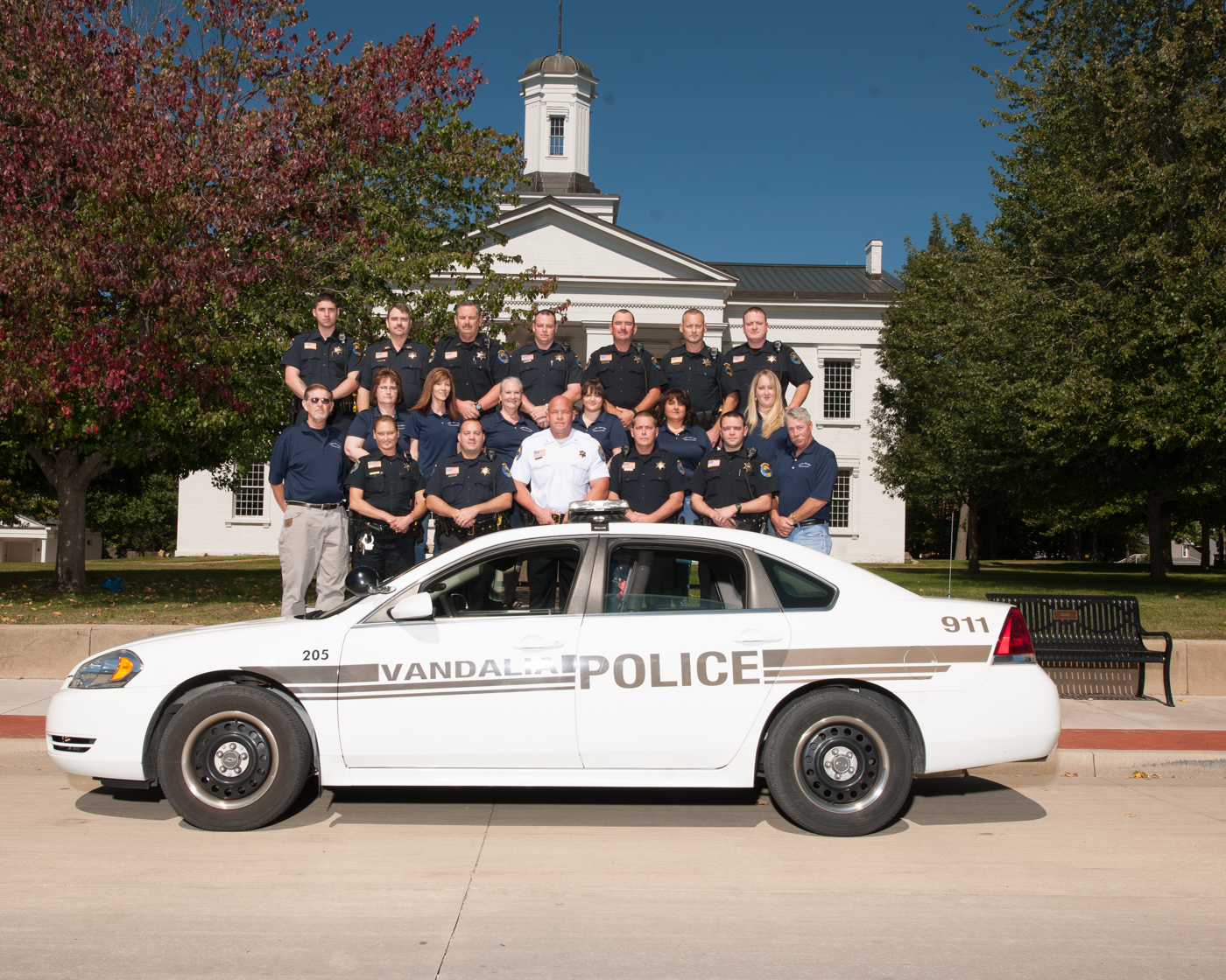 Vandalia, Illinois Police Department