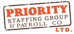Priority Staffing Logo