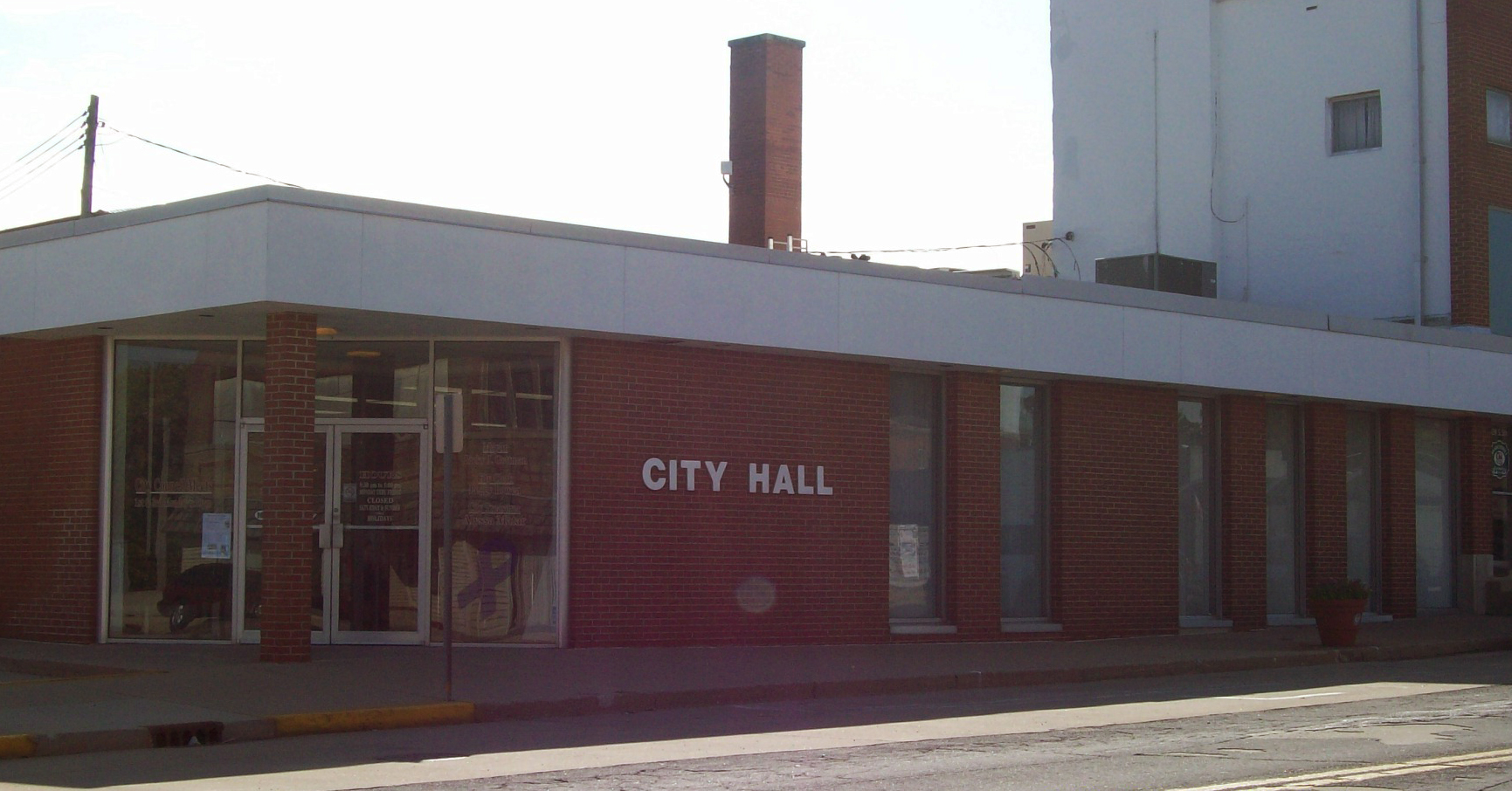 city hall - edited