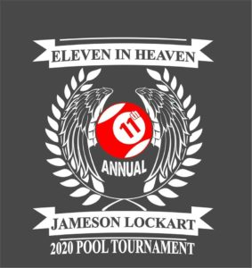 11th Annual Jameson Lockart Memorial Pool Tournament @ Vandalia Moost Lodge 1447