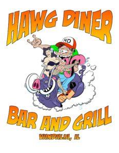 Element OP LIVE @ Hawg Diner